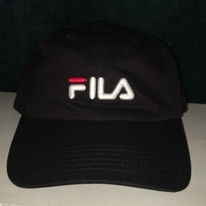 FILA baseball hat